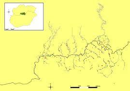 Slovakia Map Slovakia Map Of Rivers Images