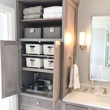 Makeup Bathroom Storage Neat Method Bathrooms Modern Bathrooms White Bathrooms