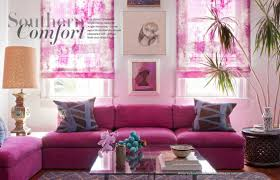 Chic Pink Living Room Design Simplified Bee - Pink living room design