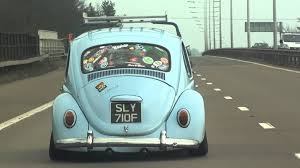 volkswagen beetle classic slammed vw beetle old on the road youtube