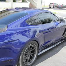 mustang window covers 2015 17 mustang 1 4 window flat covers fits all models