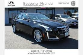 cadillac cts for sale 5000 used cadillac cts for sale in portland or edmunds