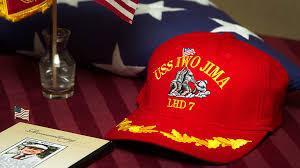 Iwo Jima Flag Raising Staged Remembering Greeley The Marine Who Carried His Flag To Iwo Jima
