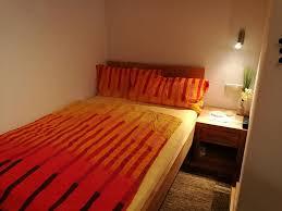 Schlafzimmer Bett M El Martin Appartement Auszeit Familie Kapfinger Walchsee