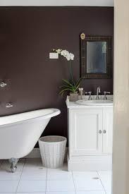 wandfarben badezimmer wandfarbe brauntöne wärme und natürlichkeit