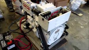 used northern lights generator for sale rebuilt northern lights 6kw diesel generator youtube