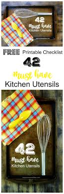 must have home items 42 must have kitchen utensils toot sweet 4 two
