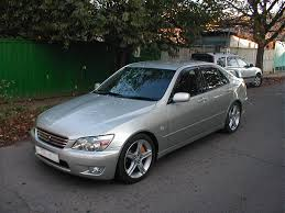 modified lexus is300 matte grey altezza lexus is 1 st gen pinterest lexus is300