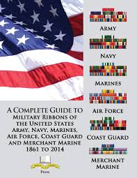 United States Flag 1861 A Complete Guide To Military Ribbons Of The United States Army