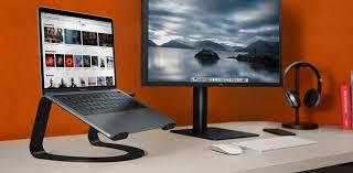 Desk Computer Stand Curve For Macbook Twelve South