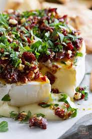 15 easy and oozy baked brie appetizer recipes