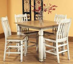 ana white dining room table white pub table white pub table and chairs white pub table with leaf