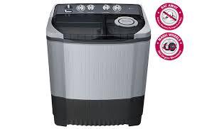 lg p8539r3sm semi automatic washing machine lg india