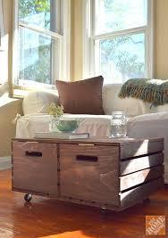 top 25 best crate ottoman ideas on pinterest diy storage diy