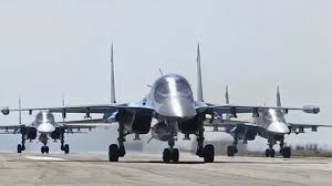 russian warplanes start leaving syria after vladimir putin u0027s
