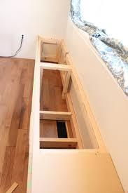 Kitchen Storage Bench Plans by Kitchen Storage Bench Plans Home Decorating Interior Design