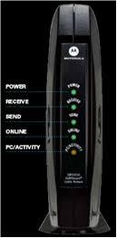 motorola surfboard cable modem lights amazon com arris motorola surfboard sb5101u docsis 2 0 cable