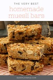 Chewy Almond Butter Power Bars Foodiecrush Com by These Really Are The Very Best Homemade Muesli Bars Soft