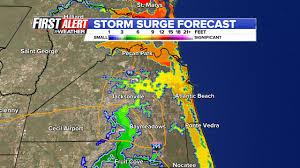 Jupiter Florida Map Florida Governor Don U0027t Take A Chances Evacuate Now Wjax Tv