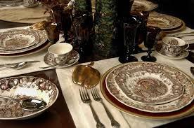 dinnerware thanksgiving dinnerware tableware thanksgiving