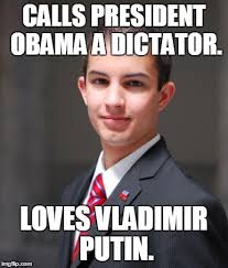 Funny Conservative Memes - college conservative imgflip