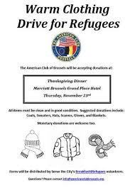 the american club of brussels thanksgiving dinner