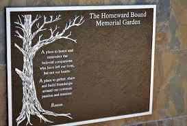 outdoor memorial plaques garden plaque personalized garden plaque the grief toolbox