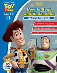 store disney toy story understand learning
