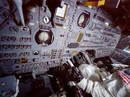 Lunar Module Interior Apollo Command Module Interior Cockpit Dixhital Pinterest