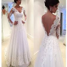 lace wedding gown sleeve v back lace a line vintage plush size wedding