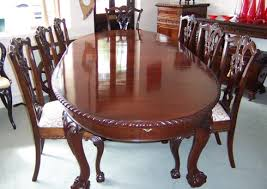 Antique Mahogany Dining Room Set by Georgian Mahogany Dining Table Antiques Atlas Mahogany Dining