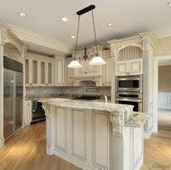 White Kitchen Cabinets With Glaze by Schrock U0027s Grey Stone Glaze Shown On Coconut Adds Cool