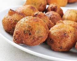 cuisine morue recette accras de morue de catharina