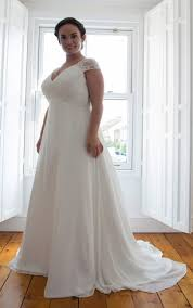 plus size wedding dresses with pockets affordable plus figure wedding dress with colors cheap large size