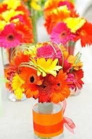 Daisy Centerpiece Ideas by Centerpieces Wedding The Bayside Nahant Ma Pinterest