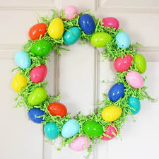 easter wreath diy easter egg wreath easy easter wreaths you will