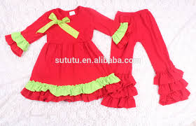 so cute low moq toddler girls fall winter sets for baby girls
