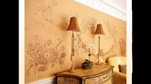 Wall Painting Patterns by Wall Decorative Painting Ihsanudin Com