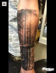 this is polish dan tattoo artist in york city in the u k