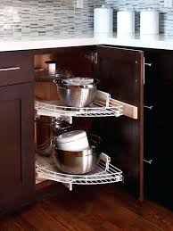 kitchen corner cabinet storage ideas corner cabinet storage ideas atech me