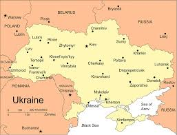 russia map with all cities germany russia and ukraine supporting the re set of russian