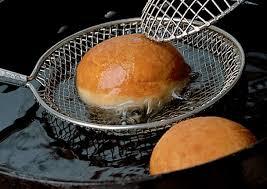cara membuat donat isi ayam resep donat kentang isi coklat leleh empuk lembut dan enak