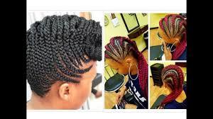 great nigerian ghana weaving hairstyles youtube