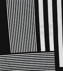 cape may rayon u0026 spandex fabric 57 u0027 u0027 navy u0026 white striped block