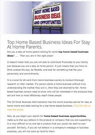 Small Home Business Ideas For Moms - small business ideas for stay at home moms south africa home ideas