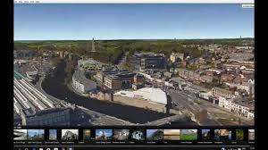 dublin google earth flight simulator youtube