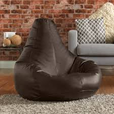 stylish bean bag chair wonderful buy gaming in faux leather