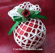 27 free beautiful decor and ornament crochet patterns