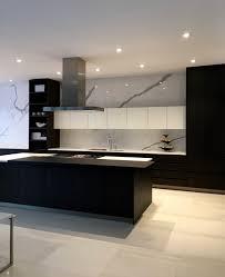 kitchen luxury black contemporary sleek nice wooden kitchen