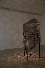 conrad shawcross stacks folds and interference at tucci russo